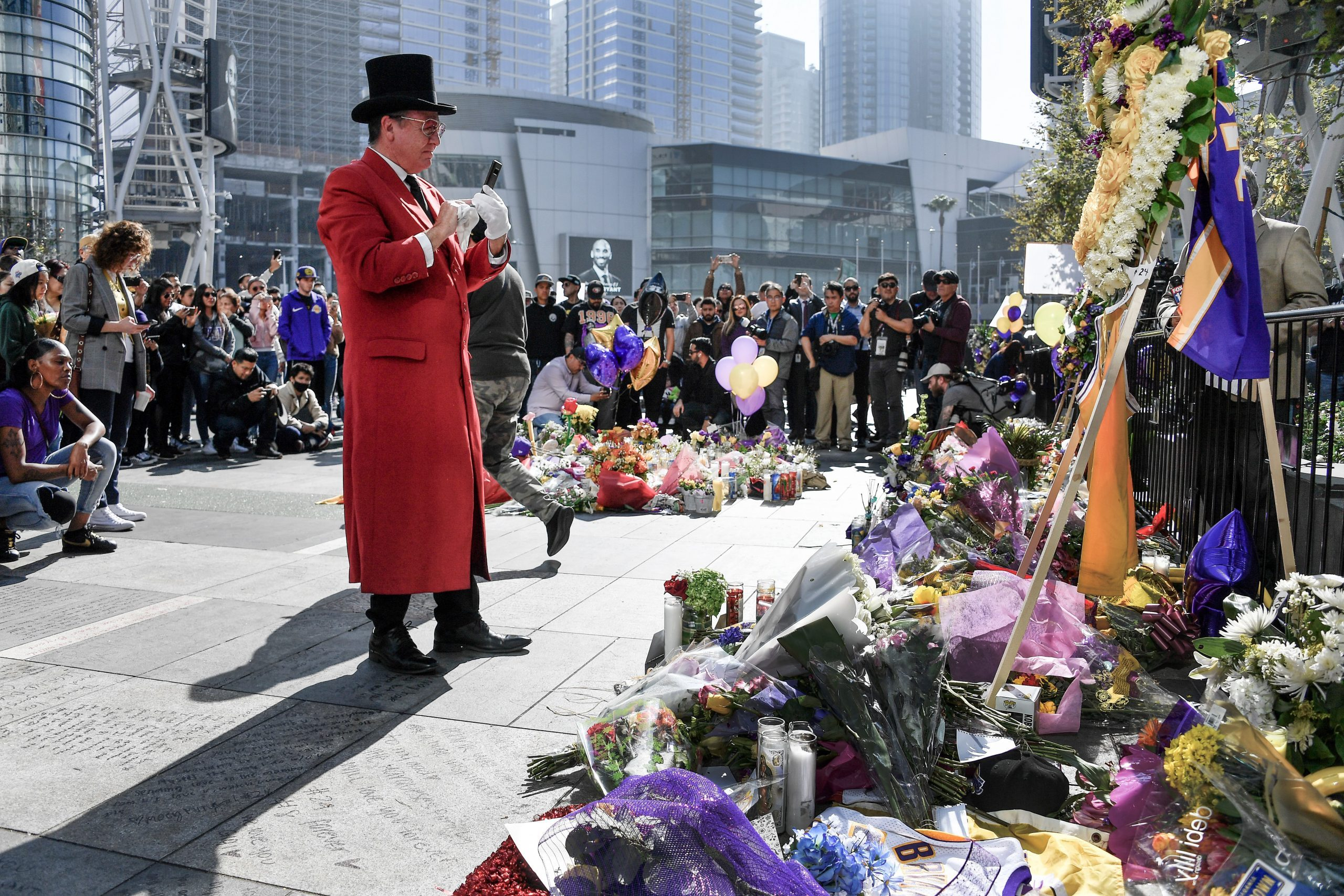 Kobe and COVID-19: The Eerie Coincidence from January 27