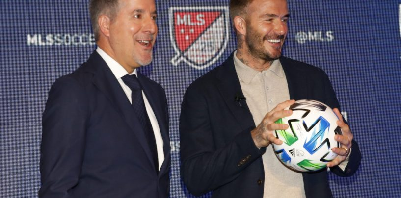 MLS Could Become a Titan of US Sports