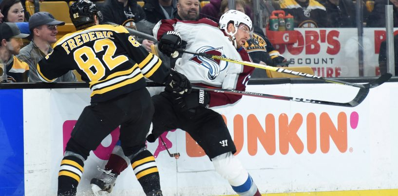 Two Rookies Expected to Help in Bruins' Postseason Push