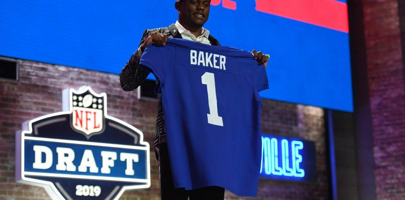 Report: Giants' DeAndre Baker Formally Charged