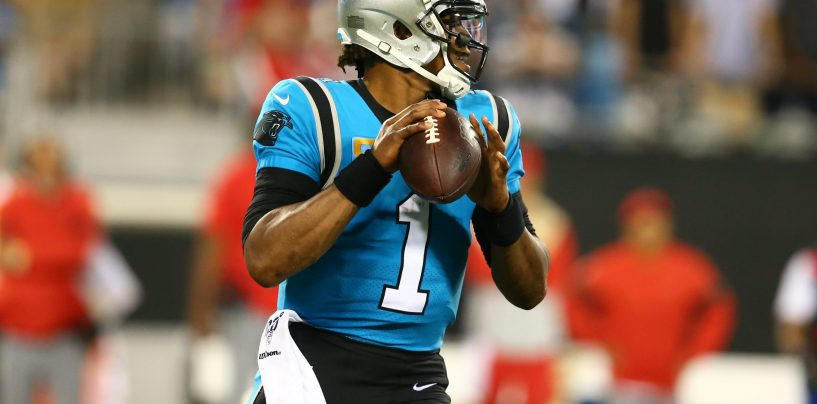 Top 5 Teams Poised for a Cam Newton Push