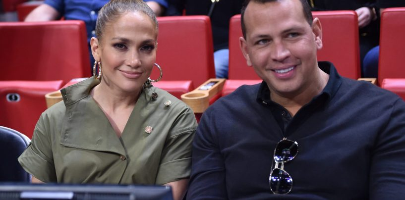 Alex Rodriguez, Jennifer Lopez Working on Bid to Buy Mets