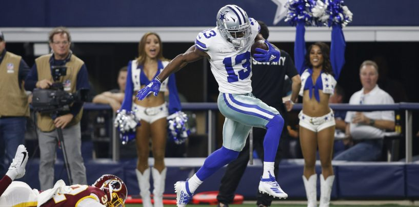 Michael Gallup Ready to Make Some Noise in 2020