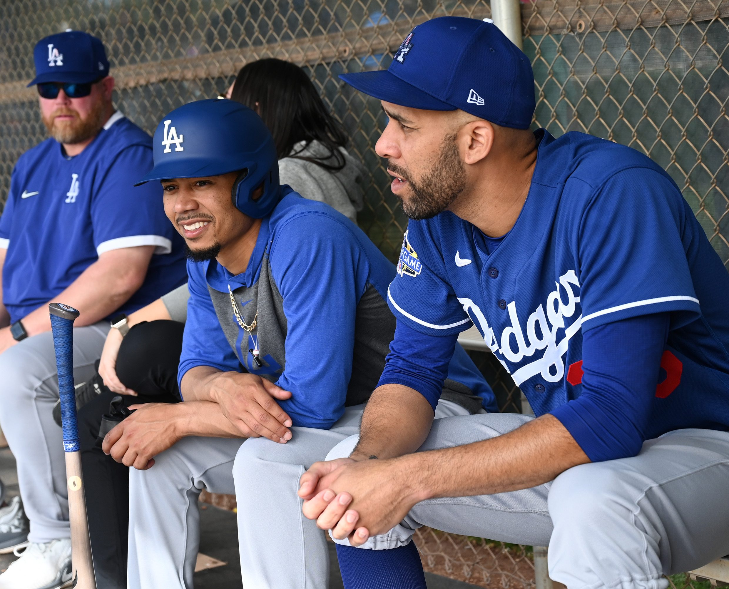 Los Angeles Dodgers Release 51-Man Roster for Training Camp