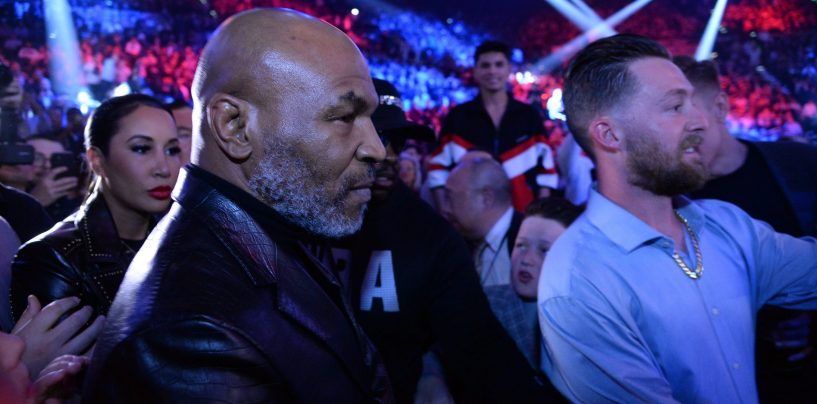 Mike Tyson is Making a Return to the Ring
