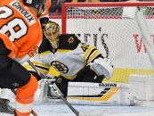 Rask Doesn't Plan on Stopping Anytime Soon