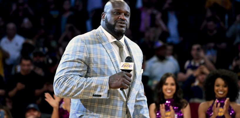 Shaquille O'Neal Believes the NBA Should Cancel Remainder of Season