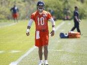 Chicago Bears Could Host Intriguing Battle Between Nick Foles, Mitchell Trubisky