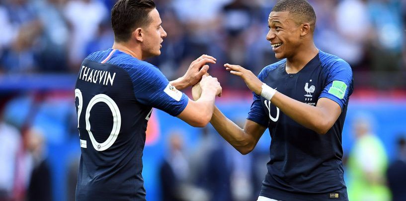 Remembering France vs. Argentina in 2018 World Cup