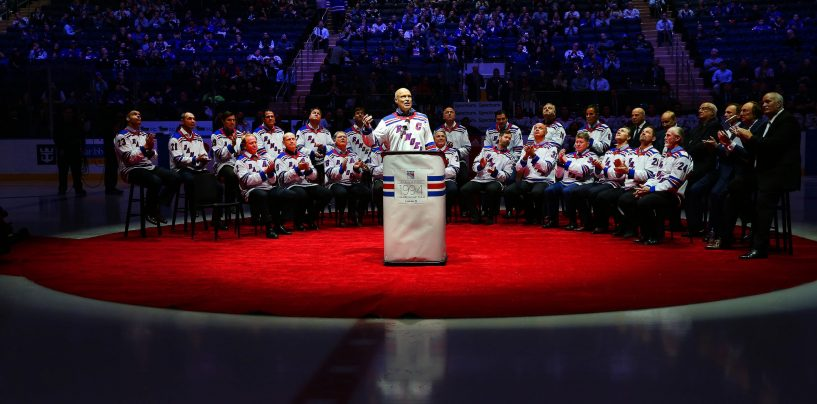 Remembering the New York Rangers' 1994 Stanley Cup Victory