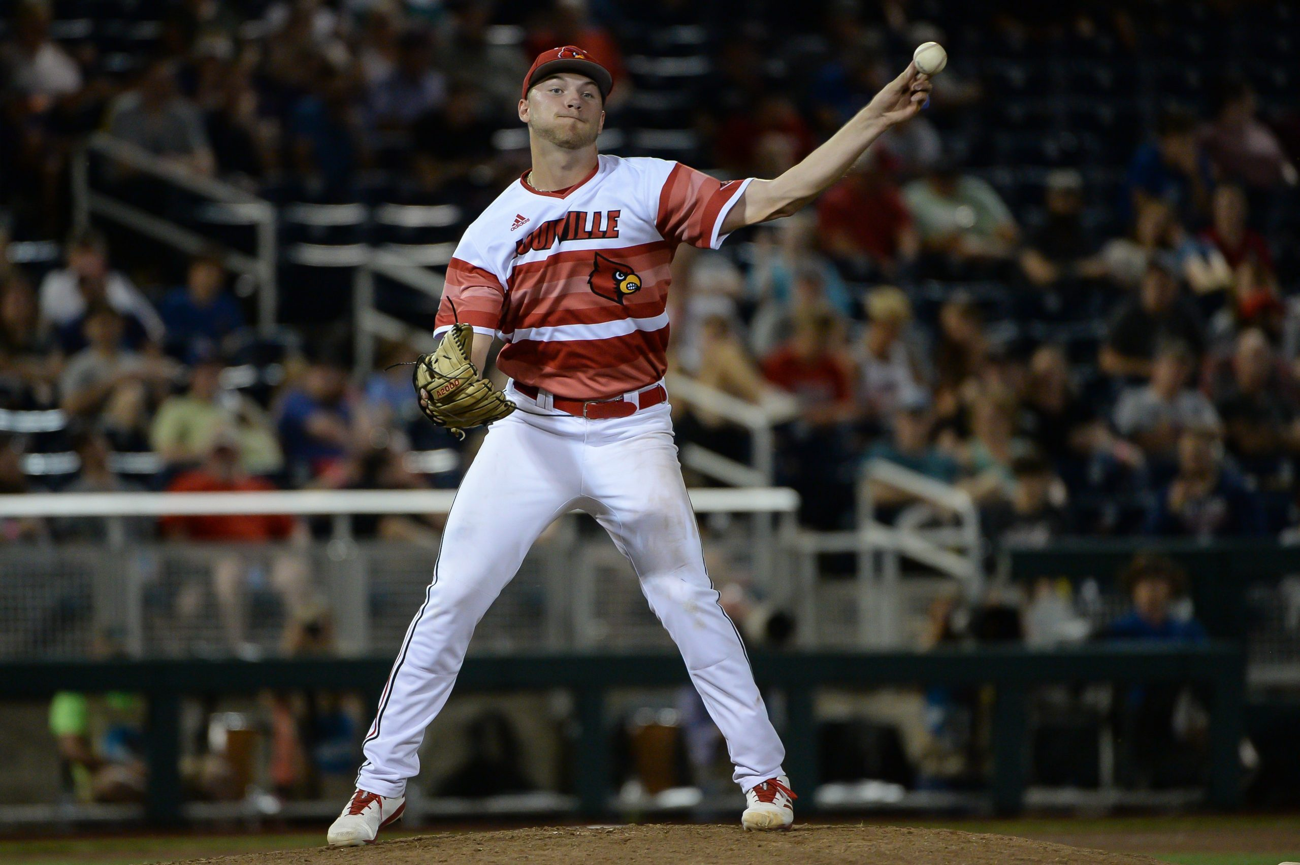 Angels Select Detmers with 10th Overall Pick