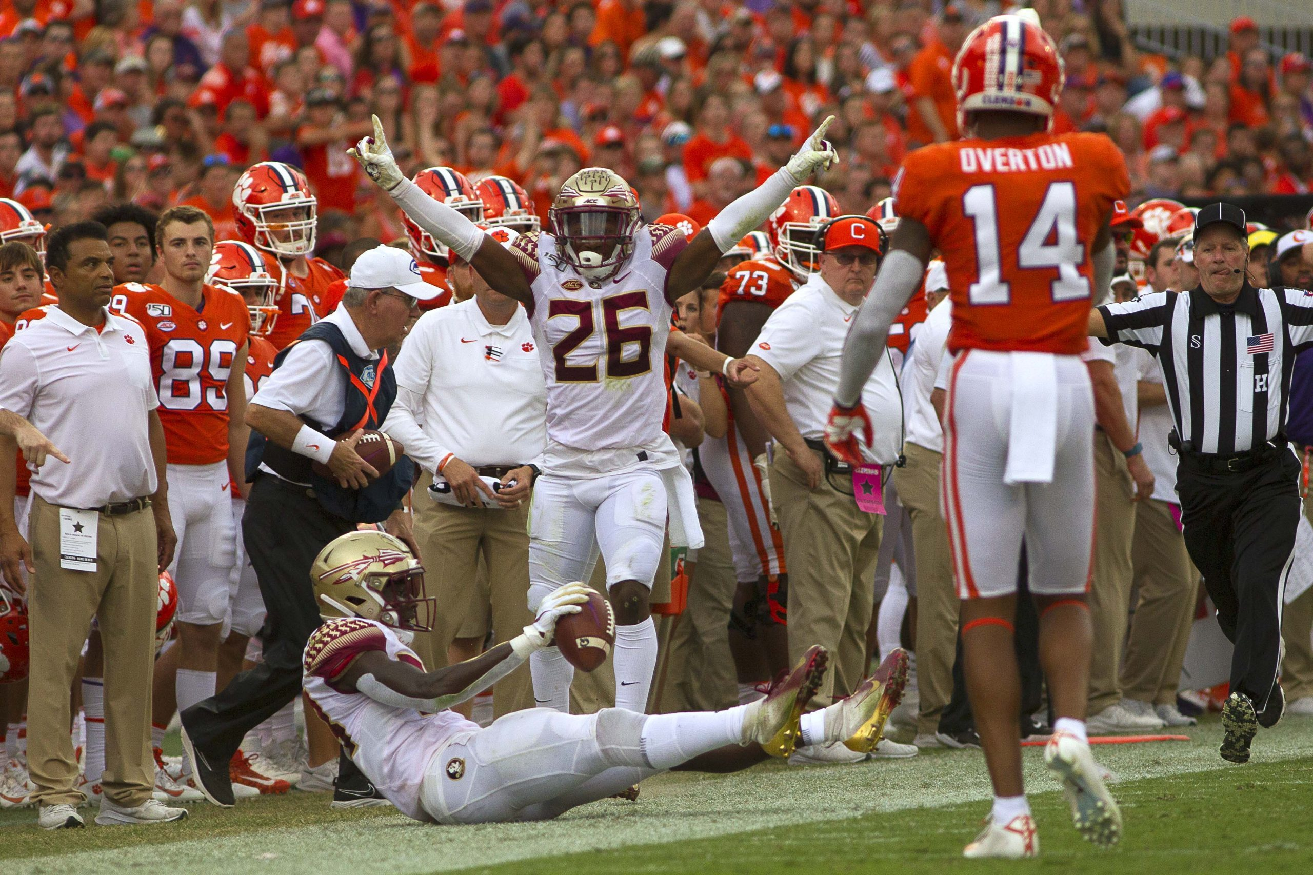 Analyzing ACC Teams' Chances to Topple Clemson