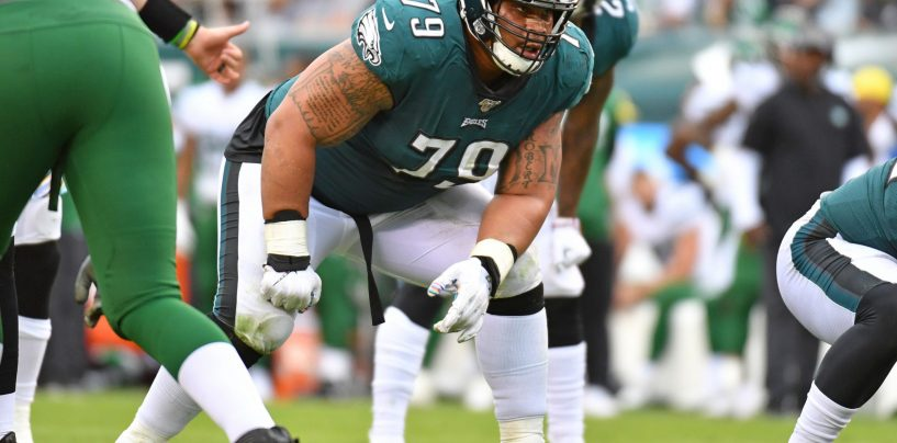 Eagles Pro Bowl Guard Brandon Brooks Tears Achilles
