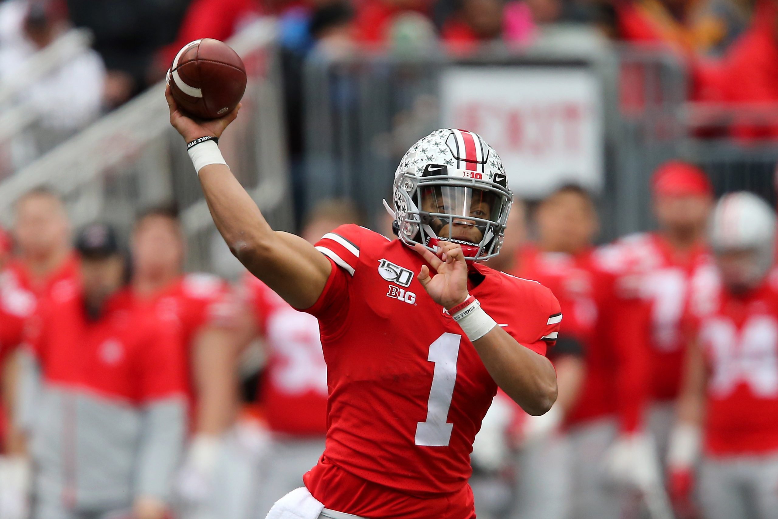 Top 5 2020 College Football Games
