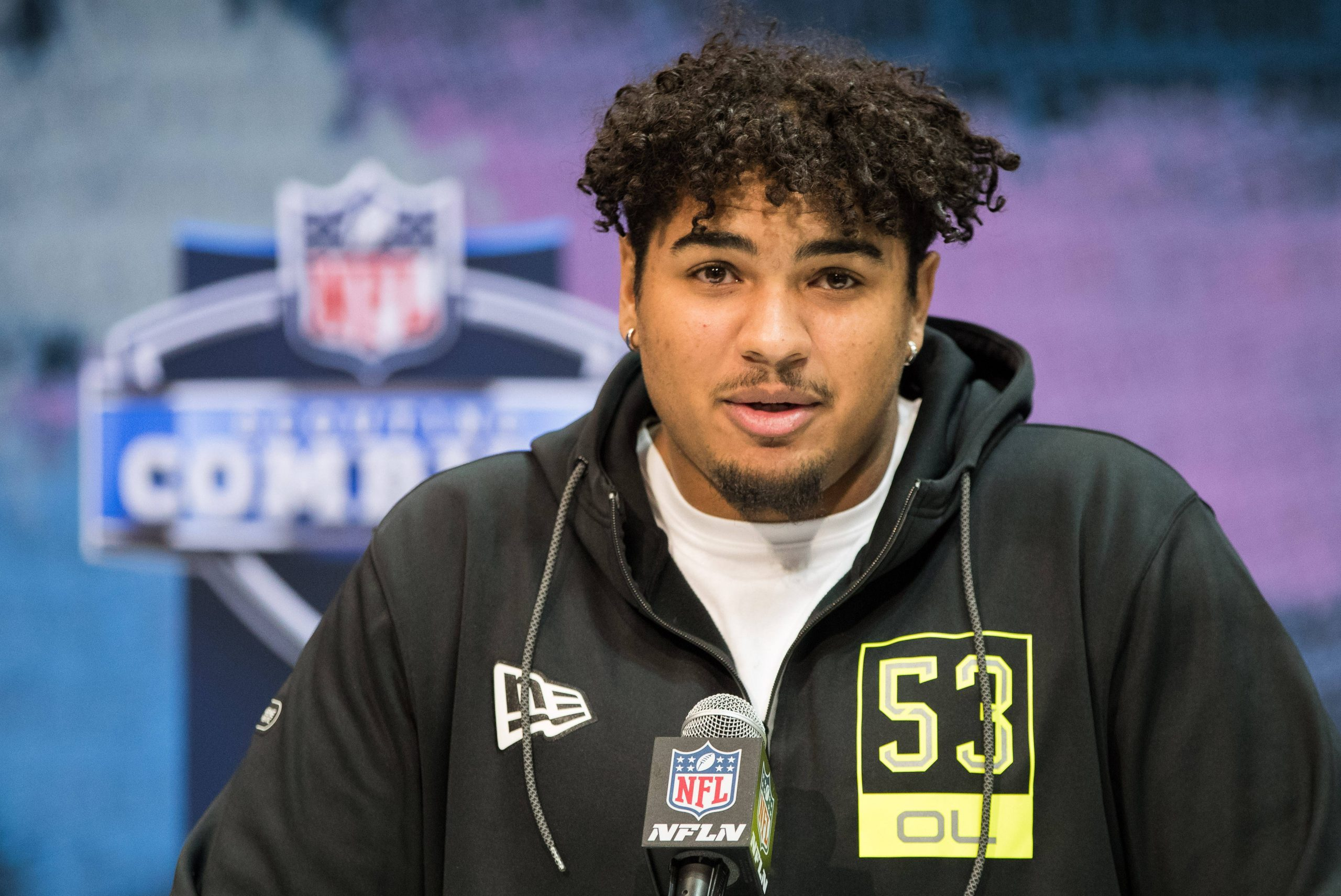 Taking a Closer Look at Buccaneers Offensive Tackle Tristan Wirfs