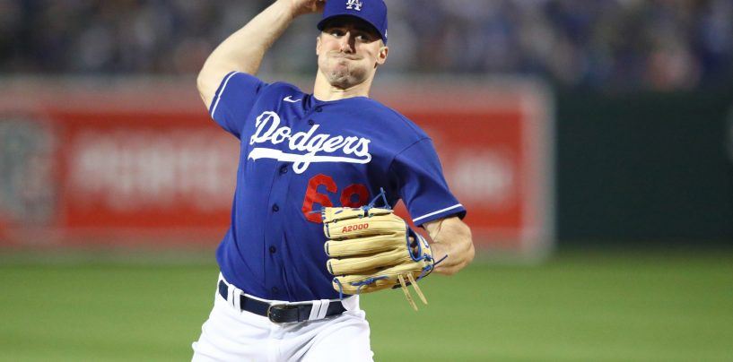 Prime Time Sports Talk Exclusive: Ross Stripling