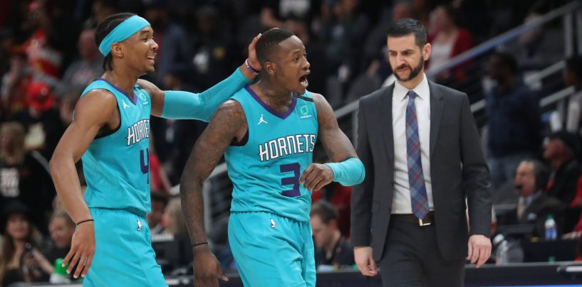 The Life and Times of the Charlotte Hornets