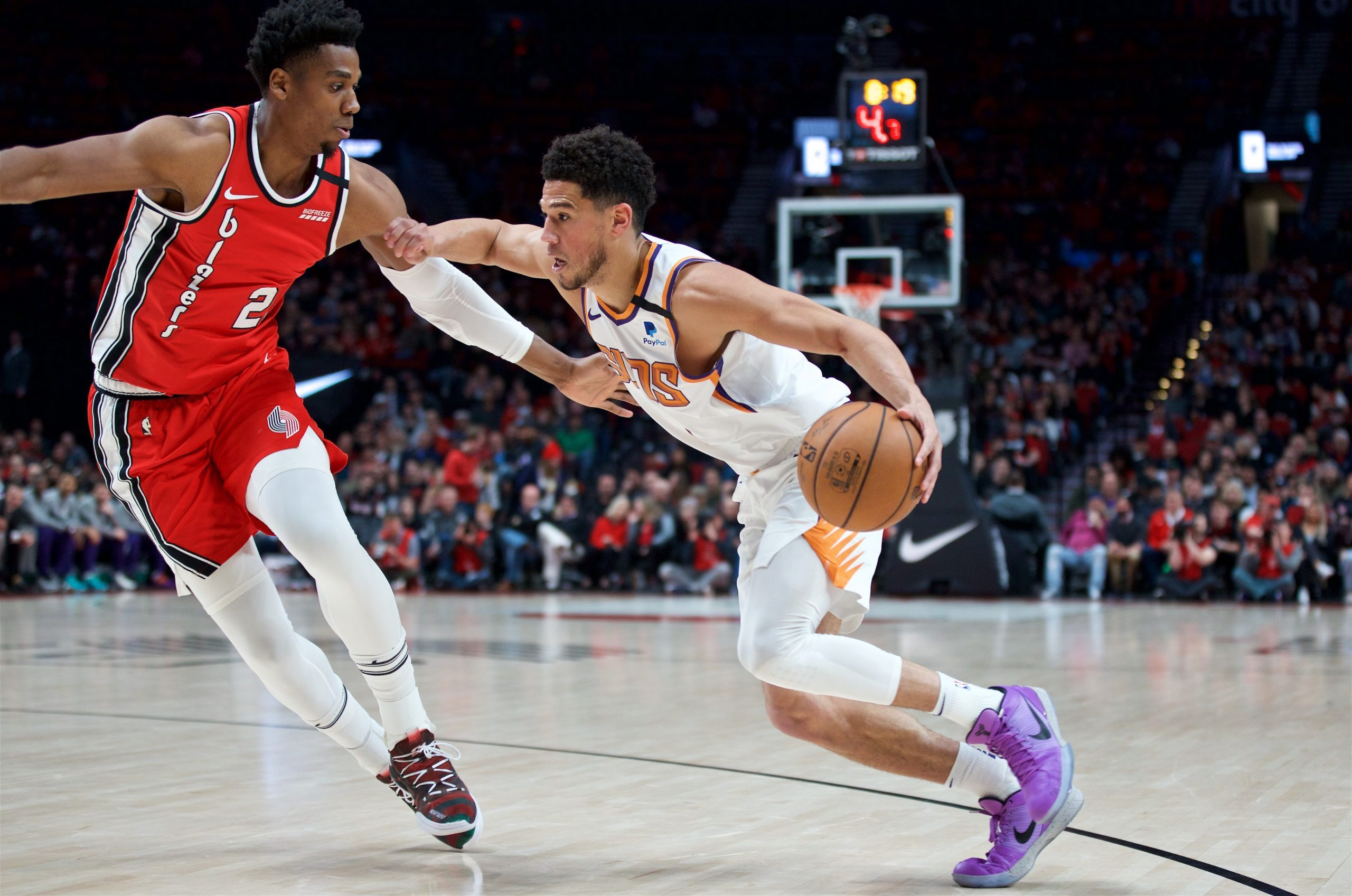 Road to the 2020 NBA Title: Phoenix Suns