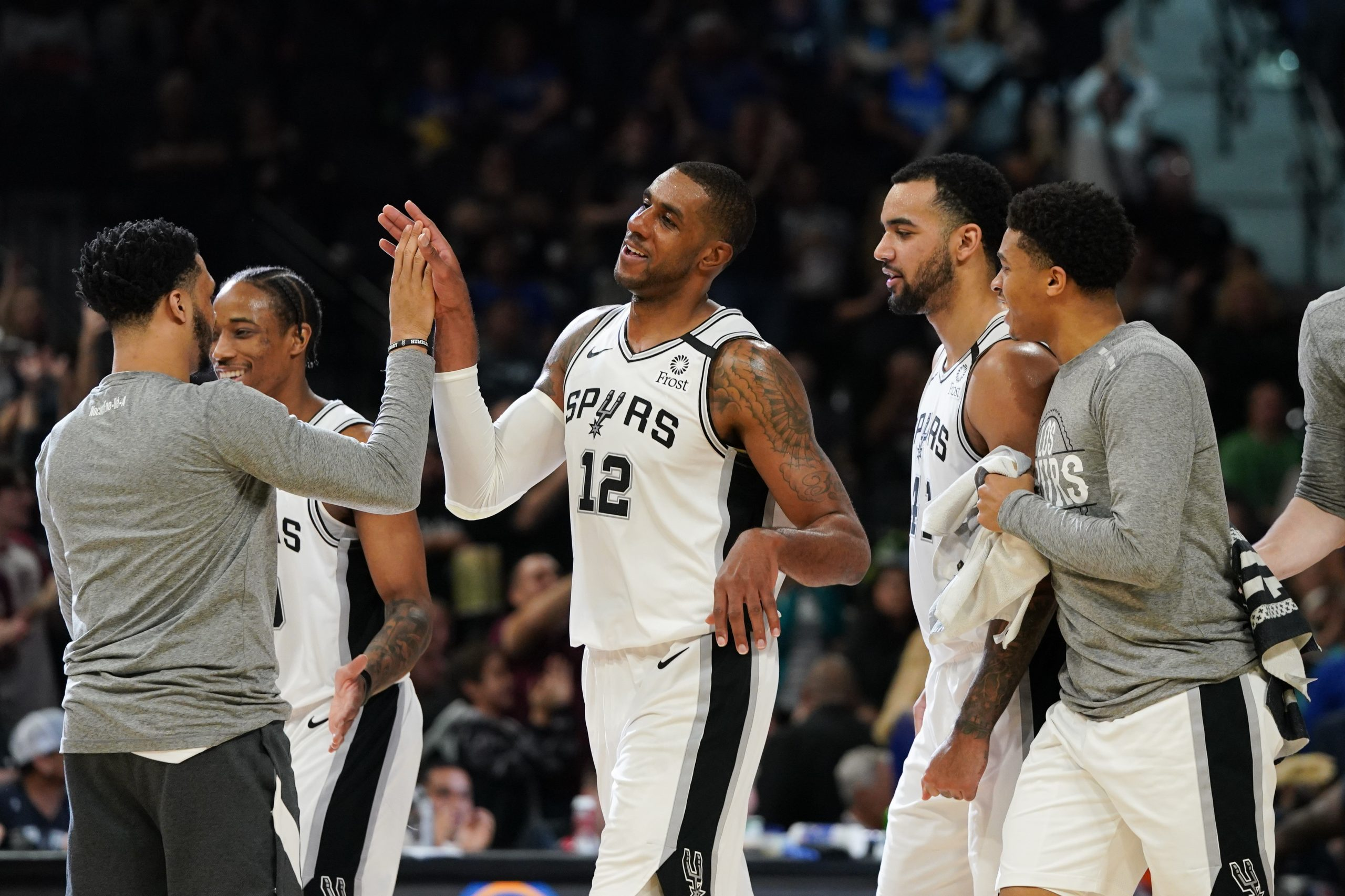 Road to the 2020 NBA Title: San Antonio Spurs