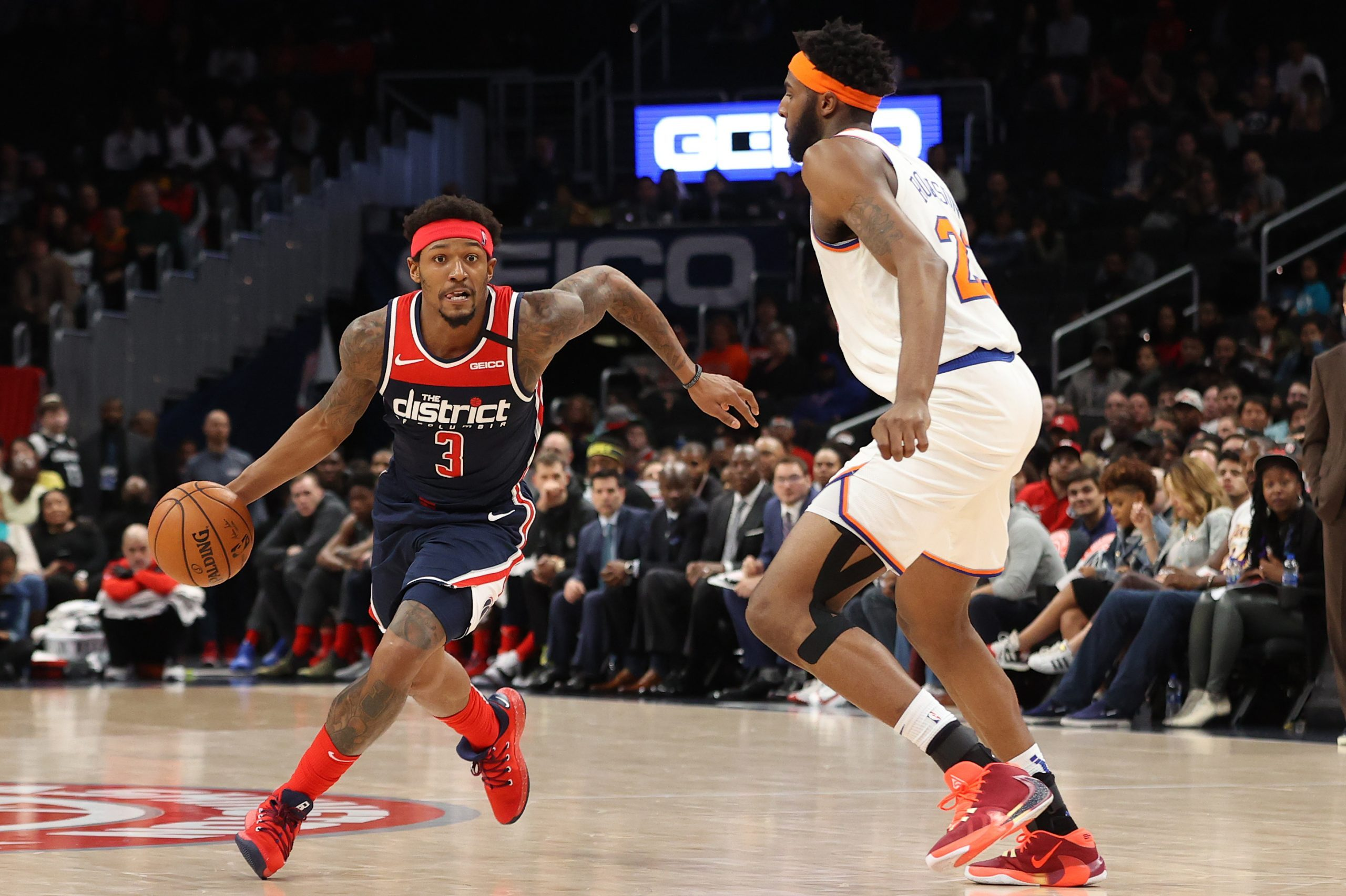 Road to the 2020 NBA Title: Wizards Edition