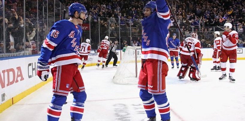 Unsung Heroes of the 2020 NHL Playoffs: New York Rangers
