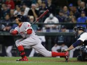 Betts' Strikeout Streak Ends
