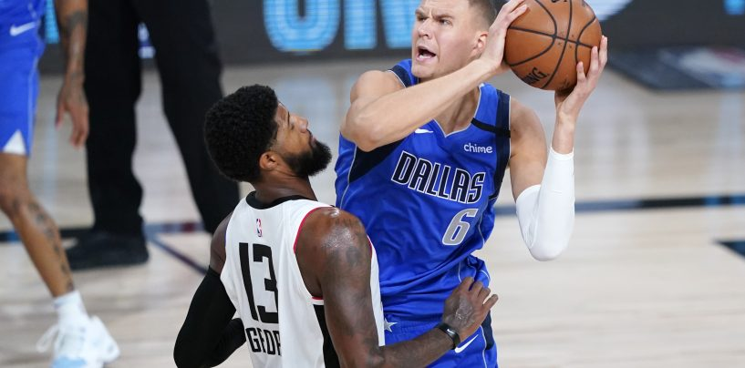 Kristaps Porzingis Ruled Out For Remainder of 1st Round