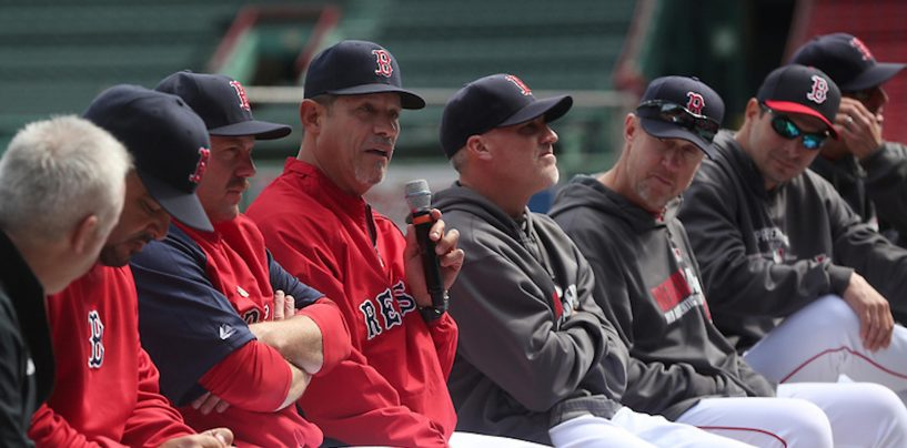 Red Sox: Butterfield, Davis and Willis Gone