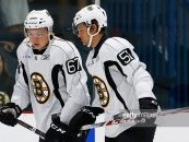 Early Season Injuries Make Play of Young Bruins Even More Critical