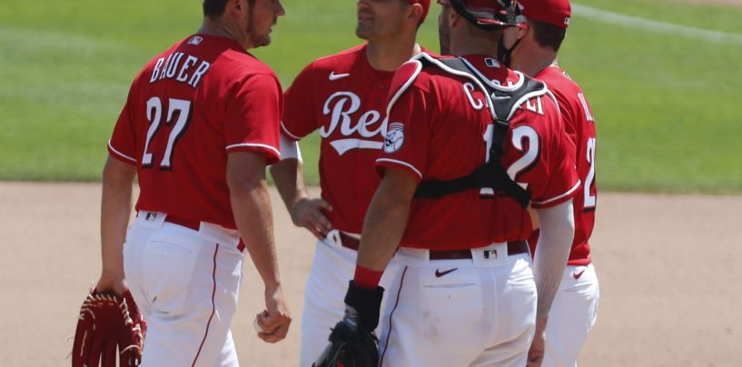 Questions Loom as Reds Look Toward Cubs