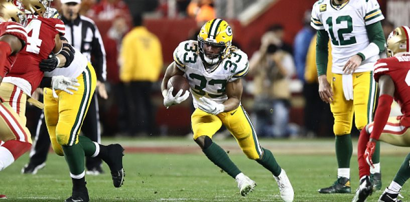 Projecting the Top 10 for the 2020 NFL Season: Running Backs