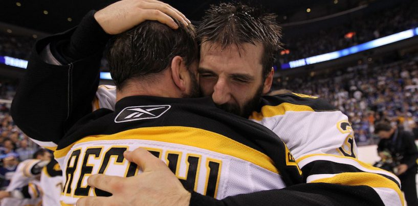 Keeping up With Mark Recchi