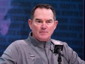 Report: Vikings Finalizing Extension With Head Coach Mike Zimmer
