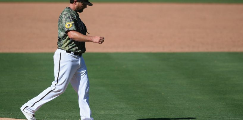 Figuring Out the San Diego Padres' Bullpen Issues