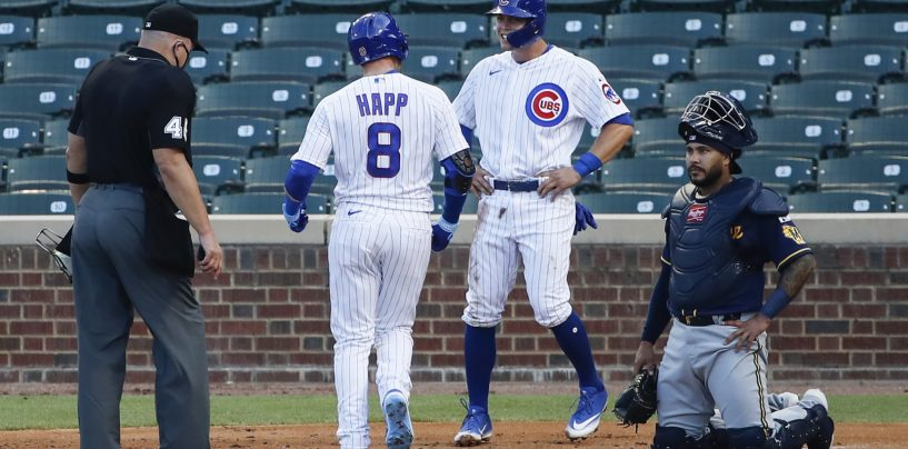 Hendricks Dominates for Cubs in Opening Day Win
