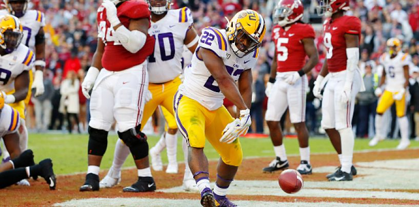 Making the Case to Draft Clyde Edwards-Helaire