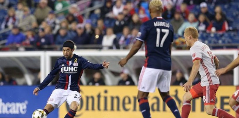 Revolution Remain in Playoff Hunt After 0-0 Draw with Atlanta United