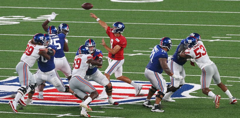 New York Giants 2020 Team Preview
