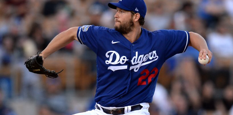 Dodgers Place Clayton Kershaw on IL, Recall Dustin May