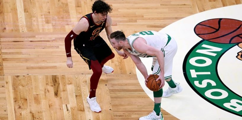 Report: Gordon Hayward Expected to Miss Multiple Weeks with Grade 3 Ankle Sprain