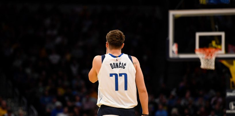 Mavericks Defeat Clippers Behind Luka Doncic's 40-Point Triple-Double