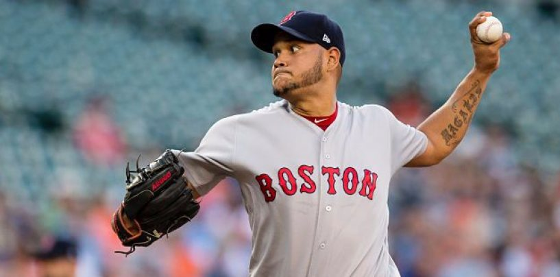 Red Sox Starter to Miss 6 Months
