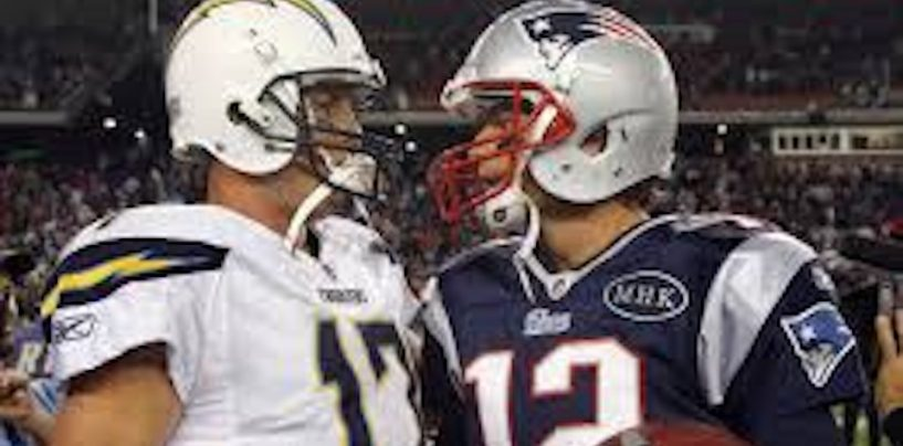 Week 8 Preview: New England Patriots vs. Los Angeles Chargers