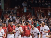 2017 Boston Red Sox Report Card