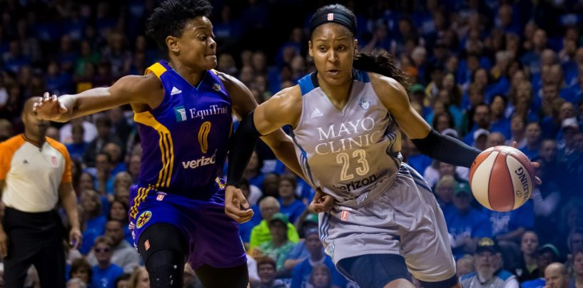 WNBA Set the Standard for League-Wide Activism in 2016