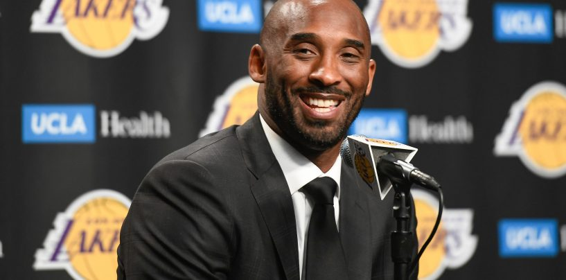 Kobe Bryant Honored on Cover of NBA 2K21 with 'Mamba Forever' Edition