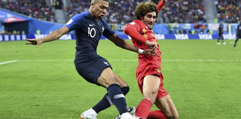 Remembering the Semifinals Clash Between France and Belgium