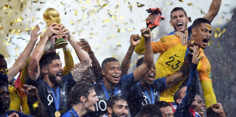 Remembering France's 2018 World Cup Victory