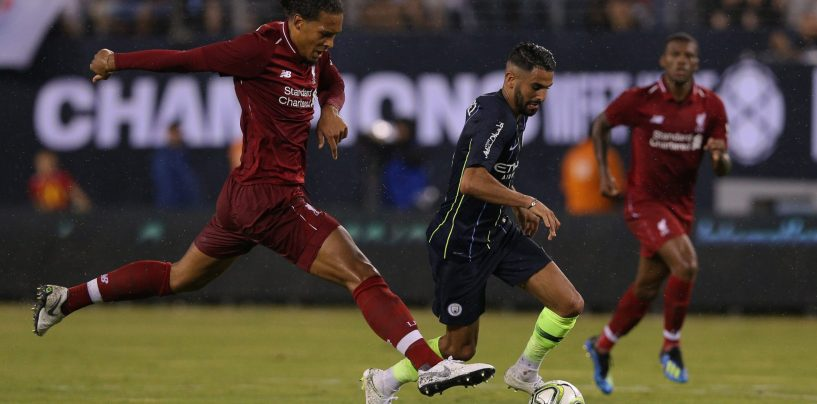 Manchester City vs. Liverpool Preview
