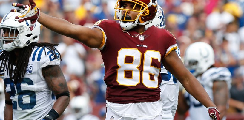 San Francisco 49ers Sign Jordan Reed
